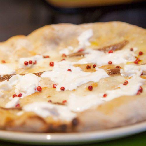 Pizza Stracciatella