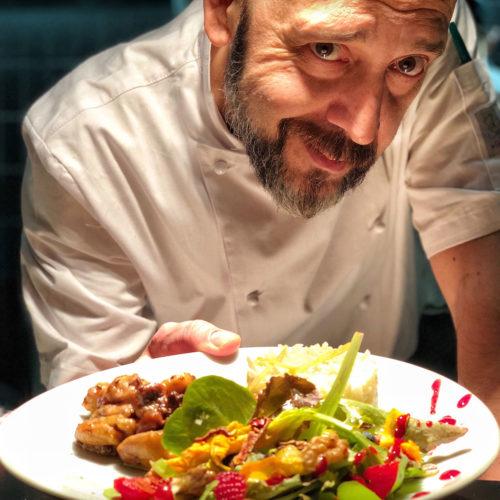 Il nostro Chef Roberto De Santis